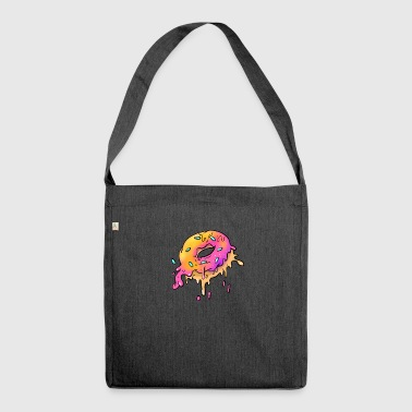 Grime Donut - Shoulder Bag made from recycled material