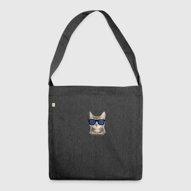 CAT EUROPE - Schultertasche aus Recycling-Material