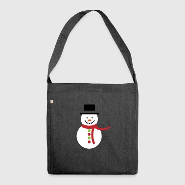 christma s72 - Shoulder Bag made from recycled material