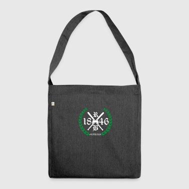redarmy white - Shoulder Bag made from recycled material