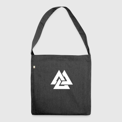 valknut - Shoulder Bag made from recycled material