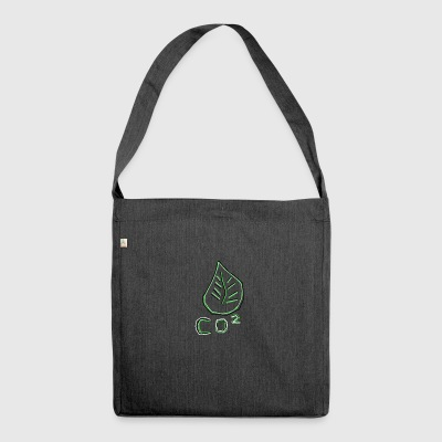 co2 - Shoulder Bag made from recycled material