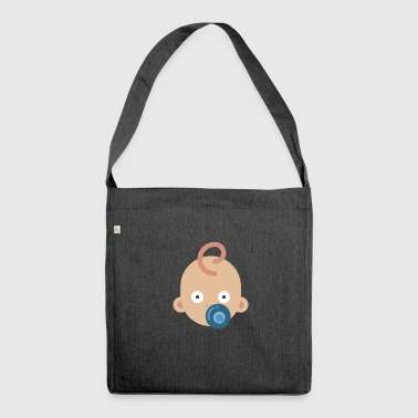 Oh my baby - Shoulder Bag made from recycled material