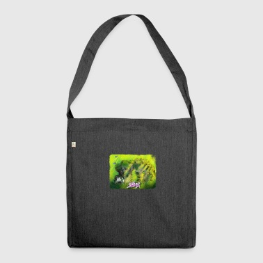 TD Fantasy Logo - Shoulder Bag made from recycled material
