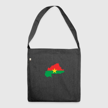 Burkina Faso - Schultertasche aus Recycling-Material