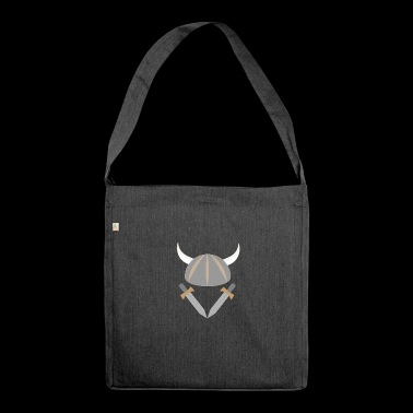 Viking - Shoulder Bag made from recycled material