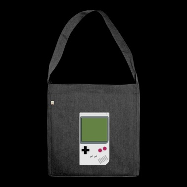 game console - Shoulder Bag made from recycled material