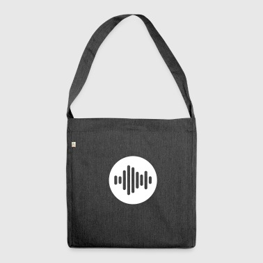 Sound - Shoulder Bag made from recycled material