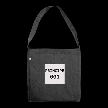 PRINCE - Shoulder Bag made from recycled material