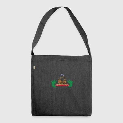 BUDDHA COLLECTION - Borsa in materiale riciclato