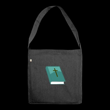 Bible - Shoulder Bag made from recycled material