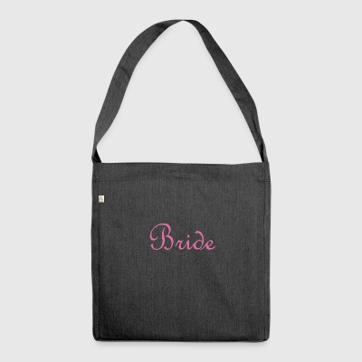 Bride - Schultertasche aus Recycling-Material