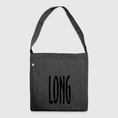 LONG - Shoulder Bag made from recycled material