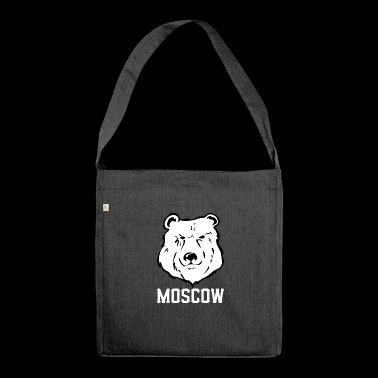Moskau - Schultertasche aus Recycling-Material
