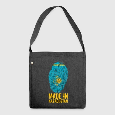 Made in Kazakhstan / Made in Kazakhstan - Shoulder Bag made from recycled material
