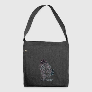 Elegant - elegant - Schultertasche aus Recycling-Material