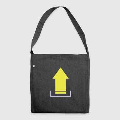 Download Upload Nerd Geek 2c - Shoulder Bag made from recycled material