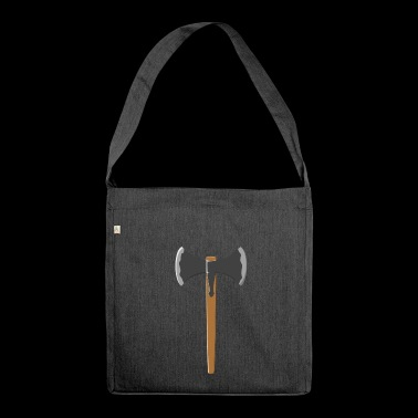 ax - Shoulder Bag made from recycled material