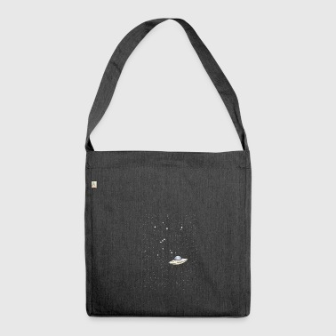 Orion UFO - Shoulder Bag made from recycled material
