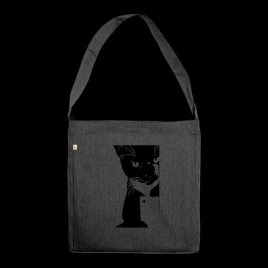 Kater - Schultertasche aus Recycling-Material