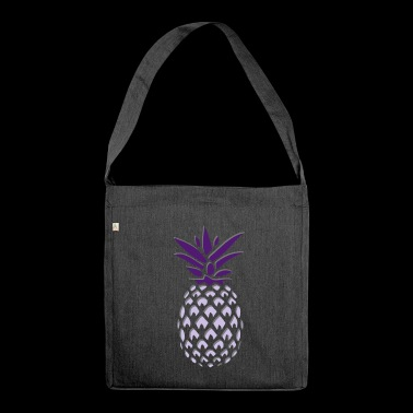 PINEAPPLE STYLISH - Schoudertas van gerecycled materiaal