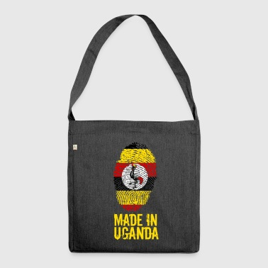 Made In Uganda - Shoulder Bag made from recycled material