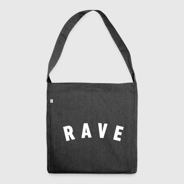 RAVE - Borsa in materiale riciclato