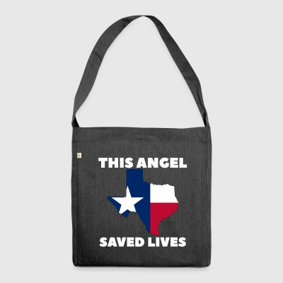 Texas Angel | W - Shoulder Bag made from recycled material