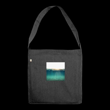 mare - Borsa in materiale riciclato