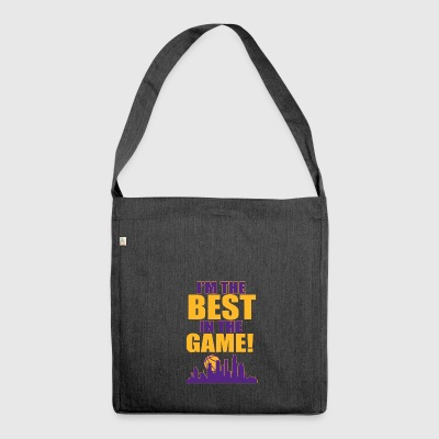 game - Shoulder Bag made from recycled material
