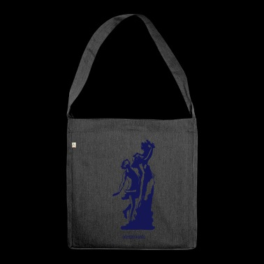 Gian Lorenzo Berninis Apollo und Daphne - Schultertasche aus Recycling-Material