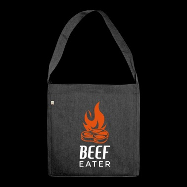 Beef Eater - Shoulder Bag made from recycled material