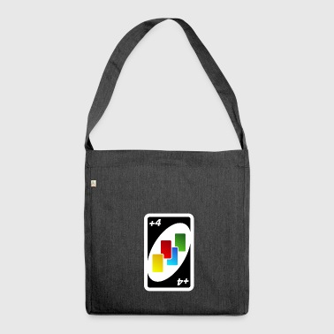 U.N - Shoulder Bag made from recycled material