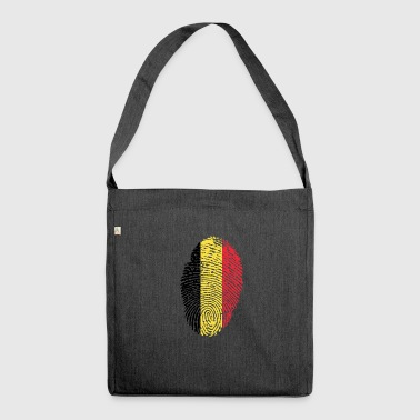 belgique ID - Shoulder Bag made from recycled material