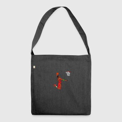 basket - Borsa in materiale riciclato