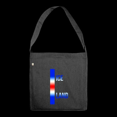 Islanda - Borsa in materiale riciclato