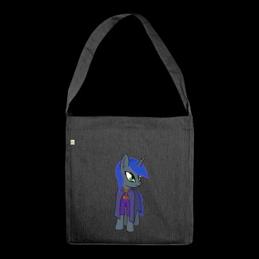Pony fairy tale - Shoulder Bag made from recycled material