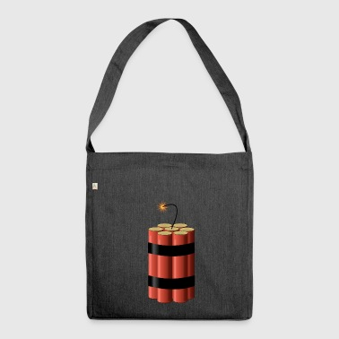 Dynamite TNT - Shoulder Bag made from recycled material