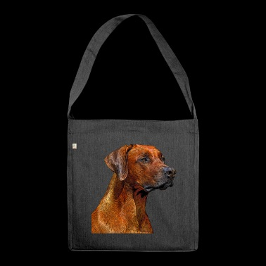 Rodesian Ridgeback - Shoulder Bag made from recycled material