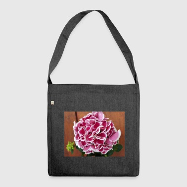 flower - Shoulder Bag made from recycled material