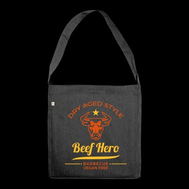 Beef Hero Dry Age Style - Borsa in materiale riciclato