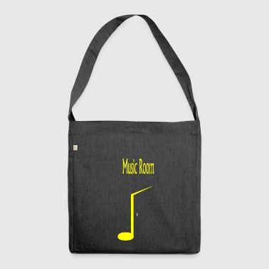 music room - Borsa in materiale riciclato