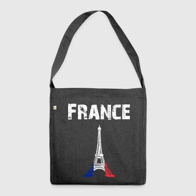 Nation-Design France - Shoulder Bag made from recycled material