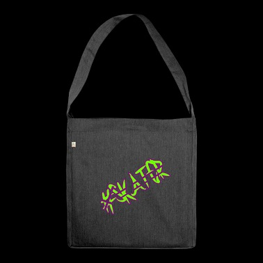 #skater - Borsa in materiale riciclato