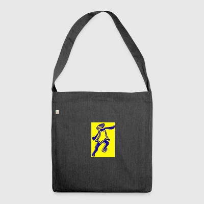 dance-dance - Shoulder Bag made from recycled material