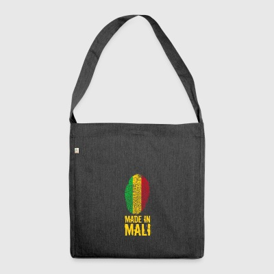 Made In Mali - Schultertasche aus Recycling-Material
