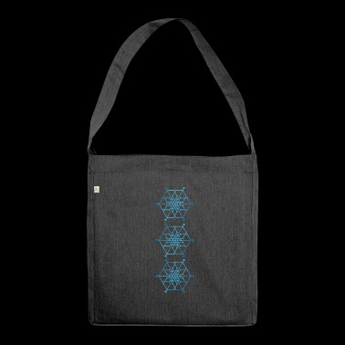 block Chain - Shoulder Bag made from recycled material