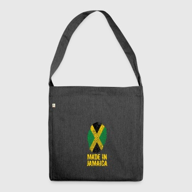 Made In Jamaica / Made in Jamaika - Schultertasche aus Recycling-Material