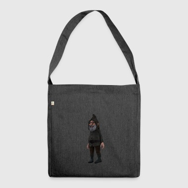 Grandfather Blab - Shoulder Bag made from recycled material