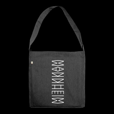 Mannheim - Shoulder Bag made from recycled material